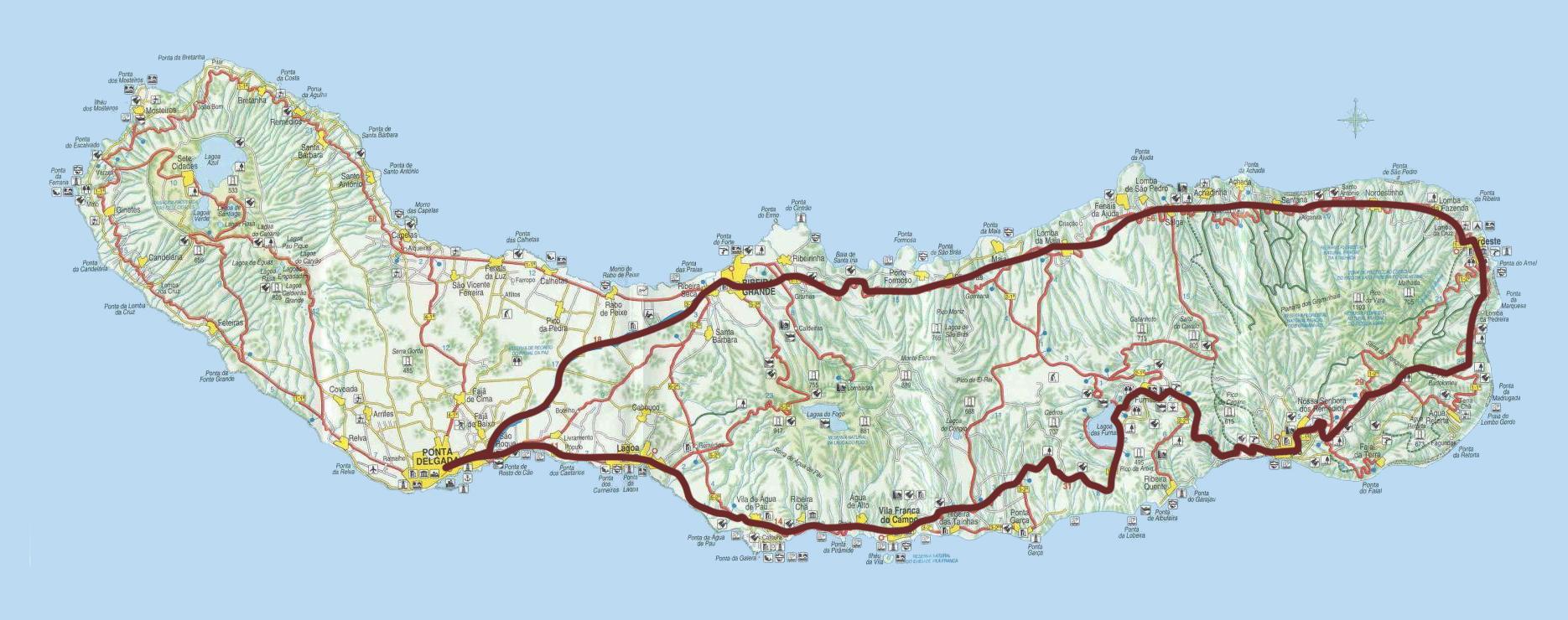 mapa-nordeste